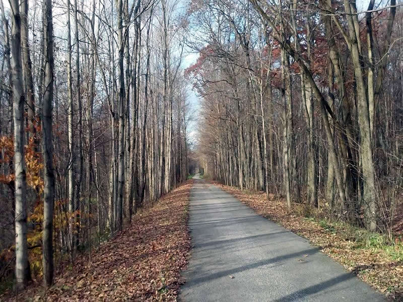 Western Reserve Greenway Trail