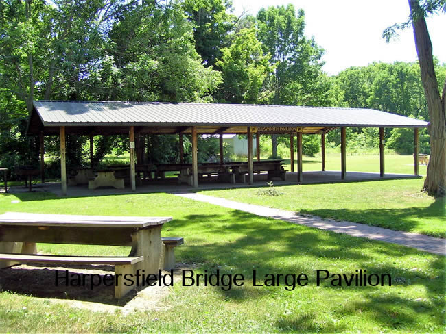 Harpersfield Bridge Large Pavilion