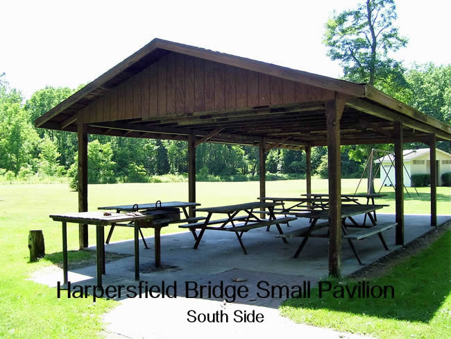 Harpersfield Covered Bridge South Side