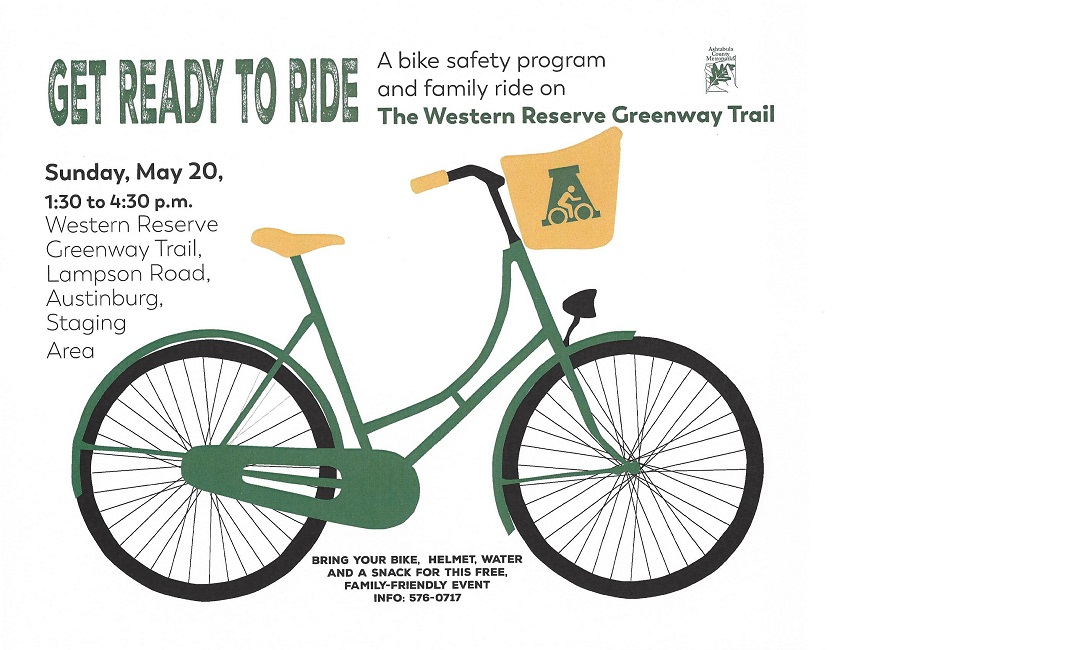 Bike Safety and Helmet Giveaway Event – Ashtabula County