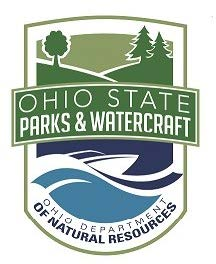 logo for ohio state parks and watercraft